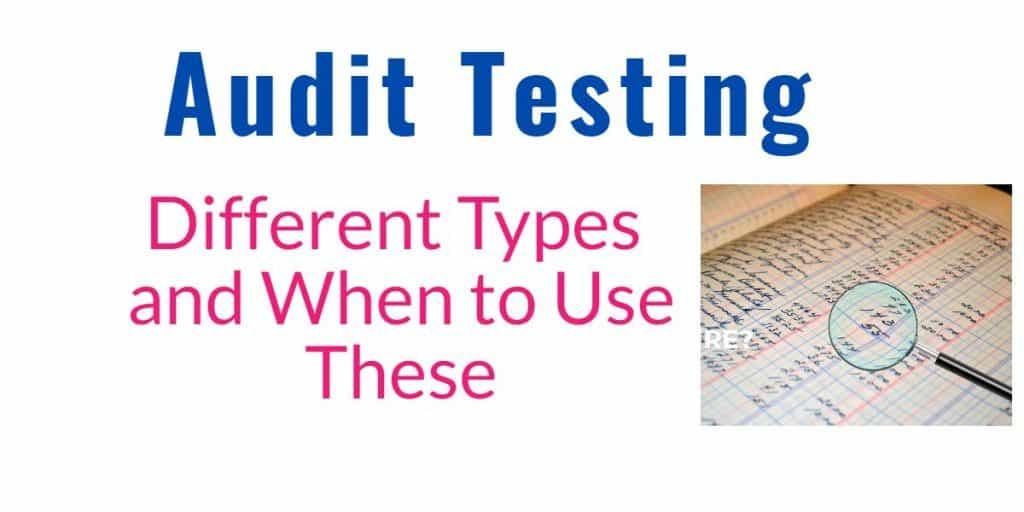audit-testing-procedures